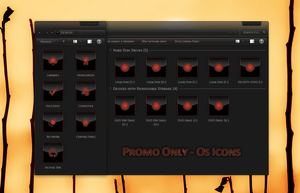 Promo Only - Os Icons by Del11boy