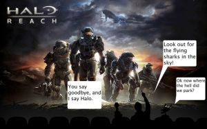 MST3K: HALO REACH by MrBuckalew