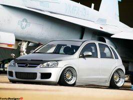 Corsa GermanRacing by Fonty-Designs