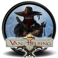 The Incredible Adventures of Van Helsing - Icon by Blagoicons