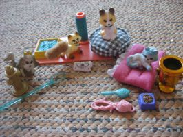 Littlest pet shop my real pets by Twilightberry