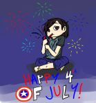 Happy 4th of July! by Shiroku-daku