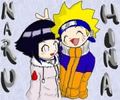 NaruHina :3 by DarkChocaholic