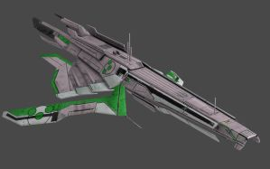 Volus Dreadnought ''Kwunu'' for XNALara V:2.0 by Melllin