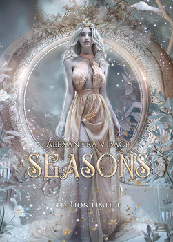 Seasons artbook cover by AlexandraVBach