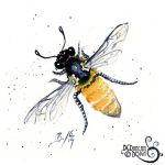 Clockwork Bee XX by bcduncan