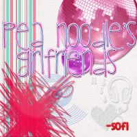 font Pea Noodle's Girlfriends by VaAzZquuezZ