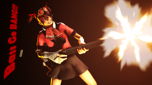 Bass Go BANG! by Sir-Ethin