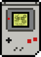 Game Boy Mockup by tjhiphop