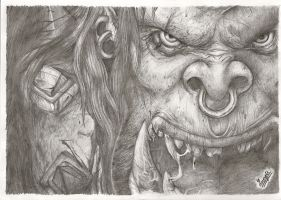 Warcraft III Cover by Teolino-Cocolino