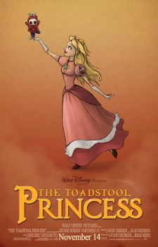 The Toadstool Princess by Domiticus
