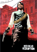 John Marston by Brandebuque