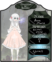 PoE App, Anna Marie Lovell by RottenAlice