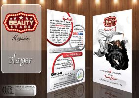 Beauty Stars Mag. competition Flayer 2 by habhopa