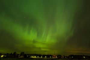 Northern lights by Arto72