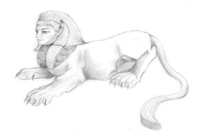Sphinx by Zanthia56