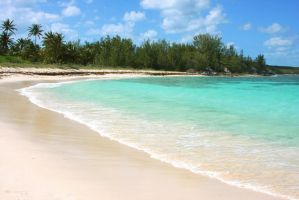 Bahama Beach by StewartSteve
