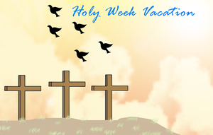 Holy Week Vacation by efilvega
