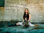 avril lavigne she is the perfecttion by DianaRoseSweetgirl