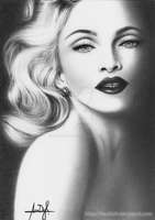 Madonna - Truth or Dare by LexDizih