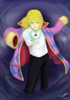 Howl's Moving Castle: Howl 2 by Rukawa-11