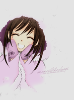 VK : First Winter by kiyu-yuu