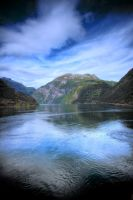 Sailing Along the Fjords by insigma00