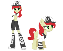 EqG Beezy by TargetGirl