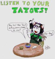 Listen to Tatoes by PewterKat