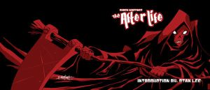the cover to the afterlife by RM73