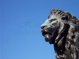 I Was Not The Lion... by Hinami