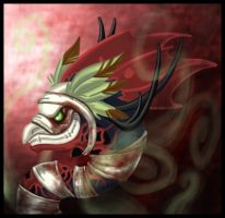 Rinu Painting by Eclpsedragon