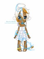 Cow Kemonomimi Auction(Open) by LiveWireGoth