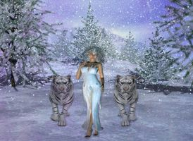 Winter Guardians by VisualPoetress