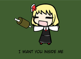 I Want You Inside Me by Vachvell