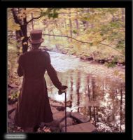Victorian by the Creek by ArtisnotanAccident