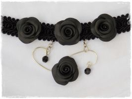 Roses Are Black by ChrisOnly