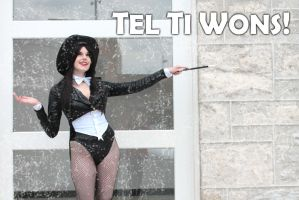 Tel Ti Wons~! : Zatanna by Lossien