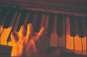 Piano Photograph 2 by Sketchee