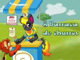 Churros! by MyFantasyZone