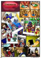 KH: Holiday Memories by sazzykins