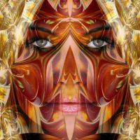 fractal face9 by ordoab