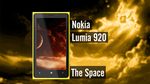 Nokia Lumia 920 The Space Wallpaper by wahashmi