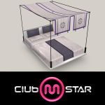 Mstar Twin Bed by XNAMall