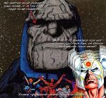 Marvel: Orion - Darkseid 2 by mkh2