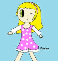 art trade pauline weeeeee by Alicia1702