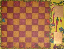 Checkerboard by duckness