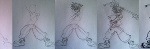 Sora Sketches 1 by Robsa990