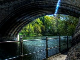 HDR river 2 by T04D