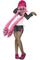 Pink Team: Rozo by Triforce-Falls